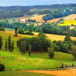 Image paysage campagne