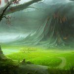 Image paysage fantasy