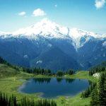 Image paysage montagnard