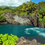 Image paysage tropical