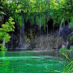 paysage cascade