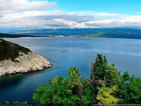 photo photo paysage de mer