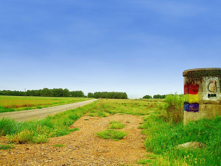 photo paysage ensoleillé