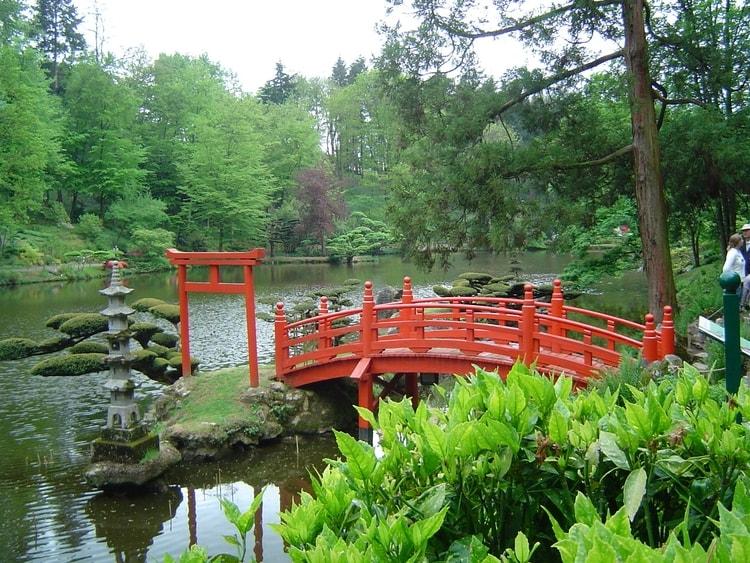 photo paysage japonais