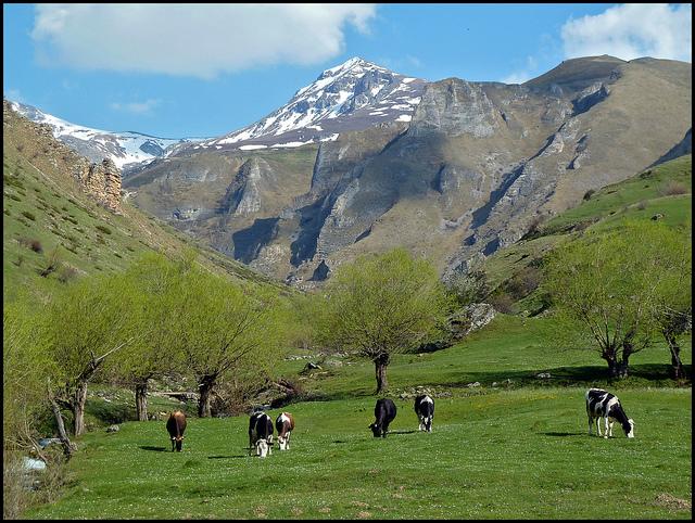 photo photo paysage kosovo