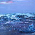 paysage marin breton