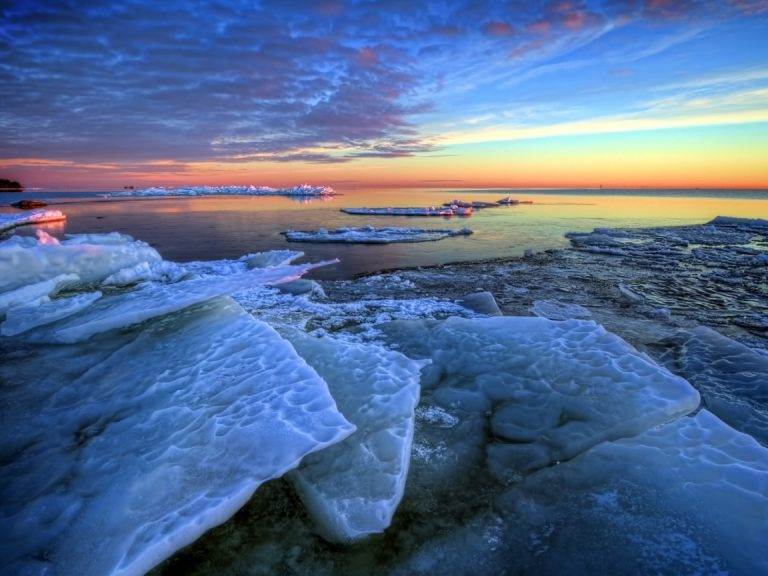 photo paysage ocean