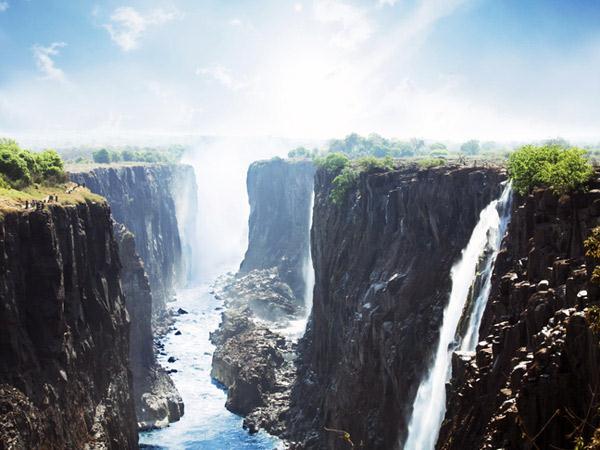 photo paysage zimbabwe