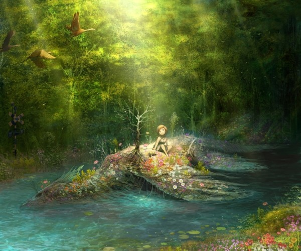 photo image paysage fantasy