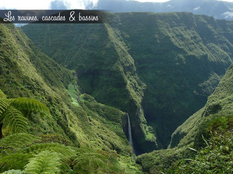 photo image paysage ile de la reunion