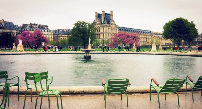 photo paysage paris
