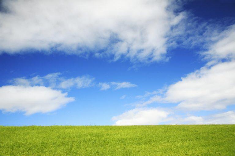 photo paysage simple