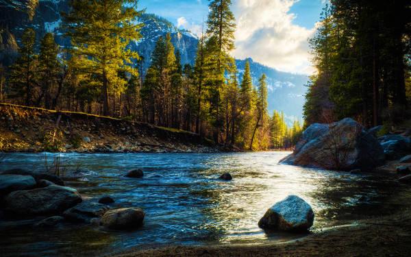 photo photo paysage bonne qualité