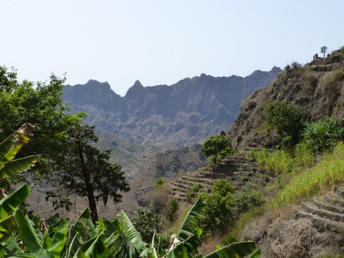 photo photo paysage cap vert
