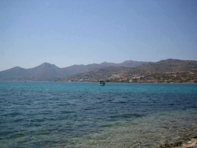 photo photo paysage crete