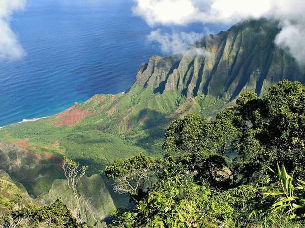 photo photo paysage hawaii