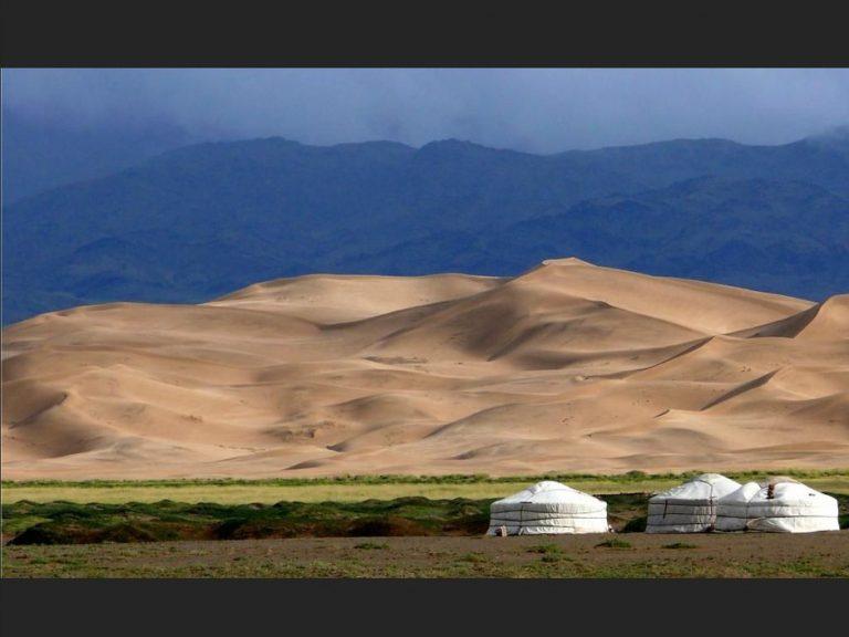 photo photo paysage mongolie