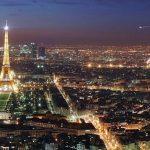 paysage paris