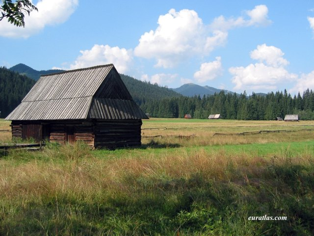 photo photo paysage pologne