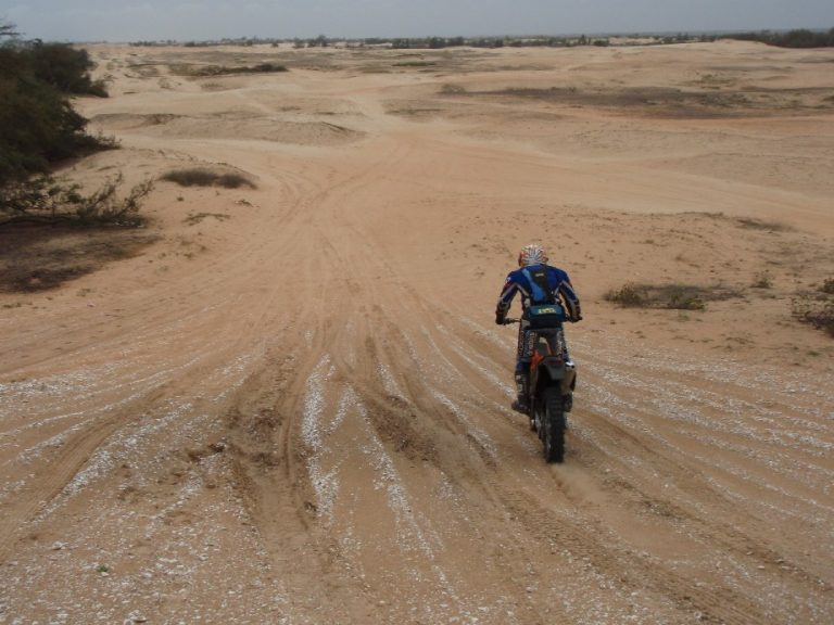 photo photo paysage senegal