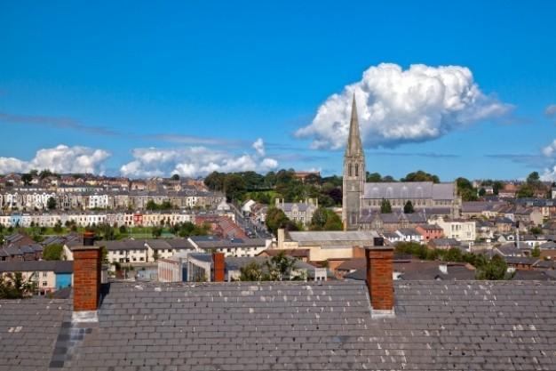 photo photo paysage urbain gratuit