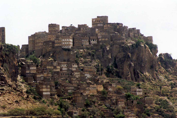 photo paysage yemen