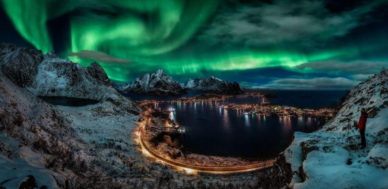 photo paysage fantastique