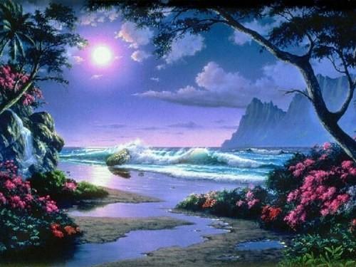 photo paysage imaginaire