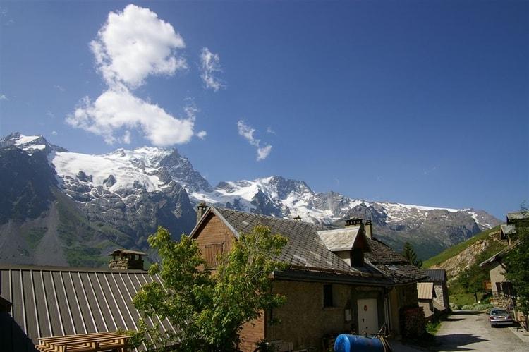 photo photo paysage montagne