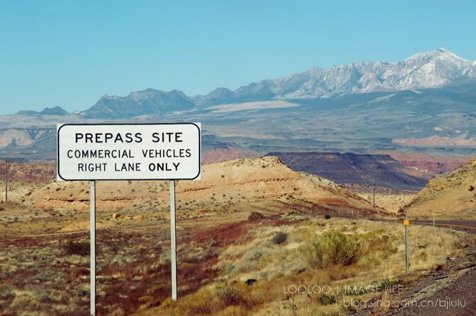photo photo paysage ouest americain
