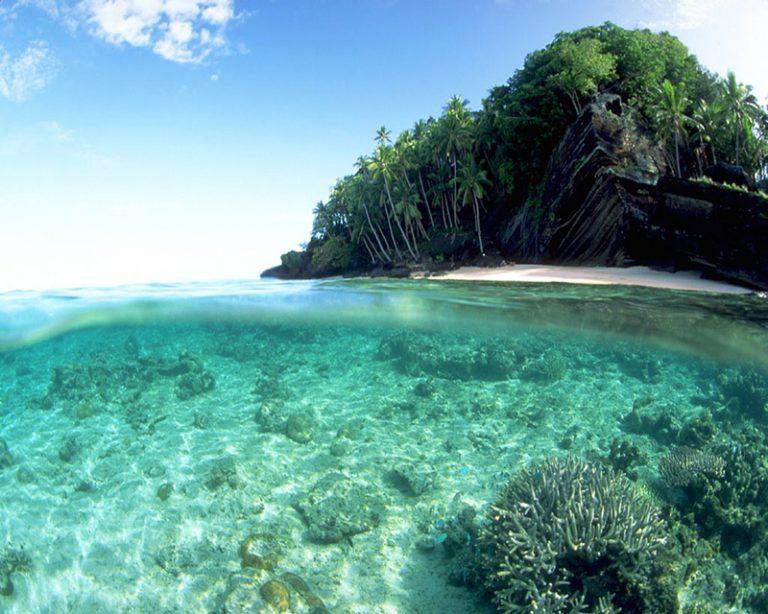 photo image paysage paradisiaque
