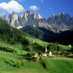 Image d'un paysage de montagne