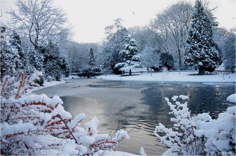 photo image paysage neige