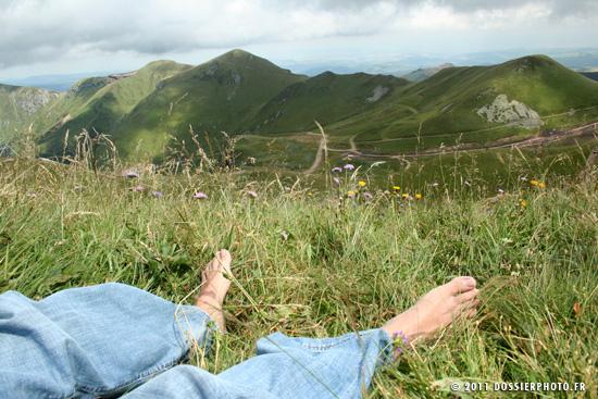 photo paysage auvergne
