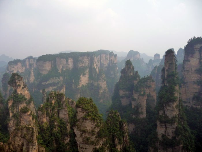 photo paysage chine