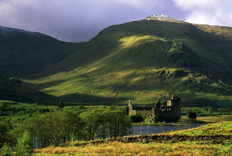 photo photo paysage ecosse