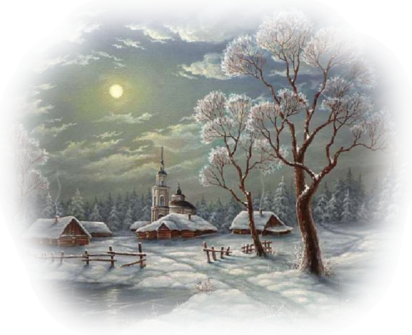 photo paysage hivernal