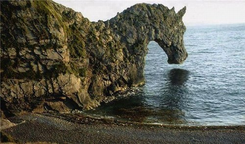 photo paysage insolite