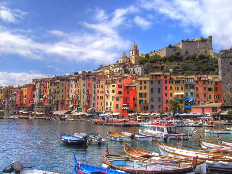 photo photo paysage italie