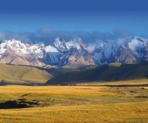 Paysage kazakhstan