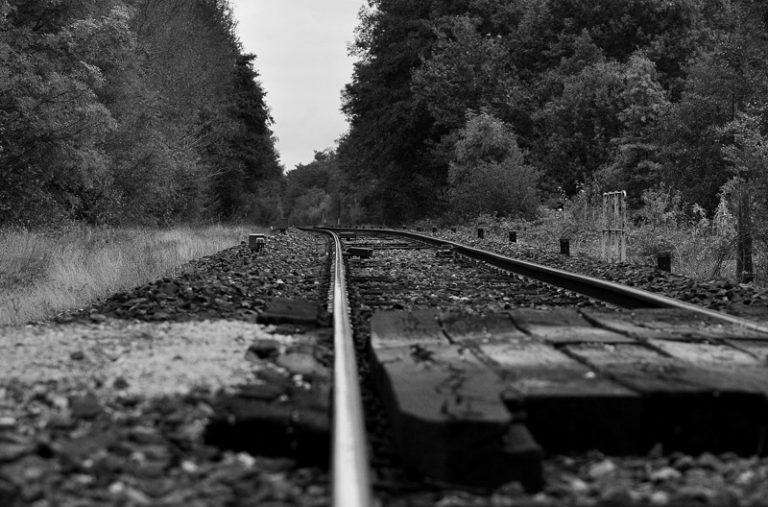 photo paysage noir et blanc