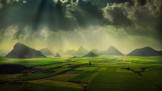 photo photo paysage objectif