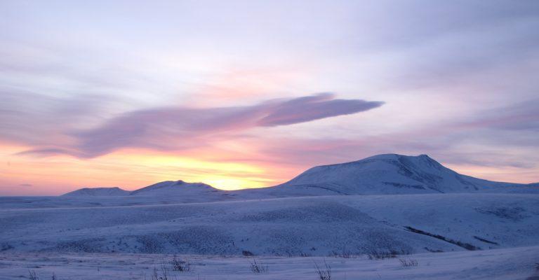 photo paysage polaire