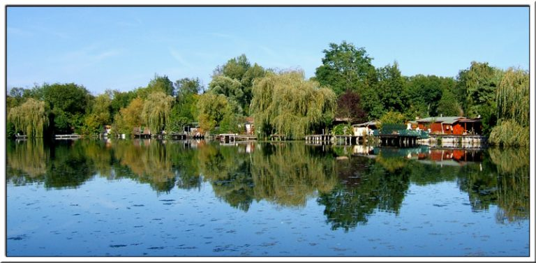 photo image paysage etang