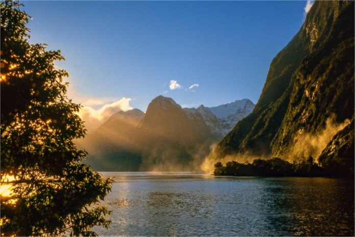 photo photo paysage nouvelle zelande