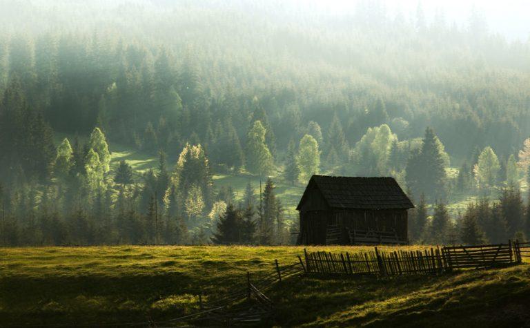 photo paysage roumanie