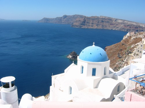photo image paysage grece