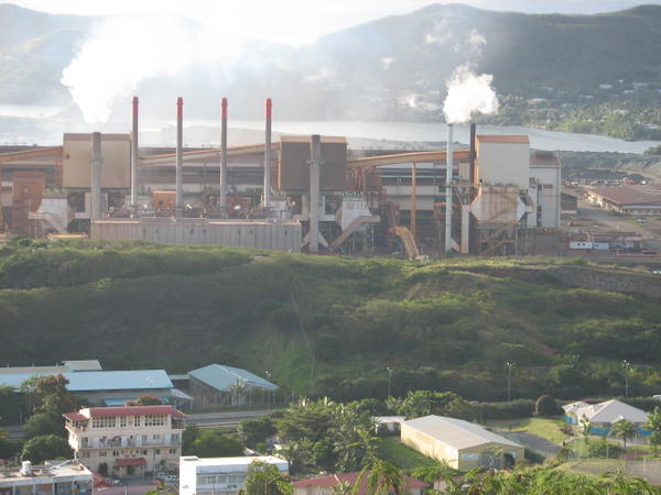 photo image paysage industriel