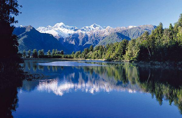 photo image paysage nouvelle zelande