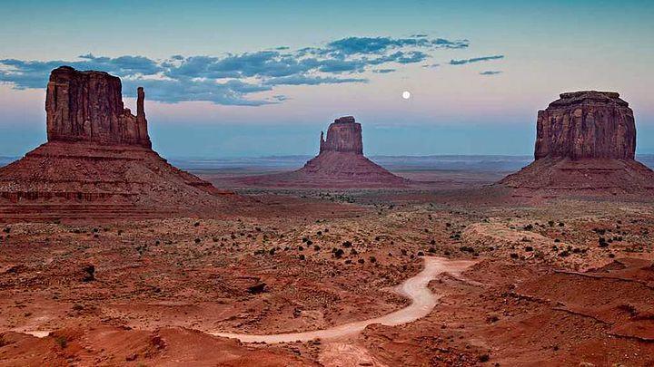 photo paysage états unis